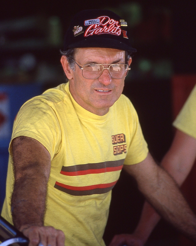 """Big Daddy"" Don Garlits"