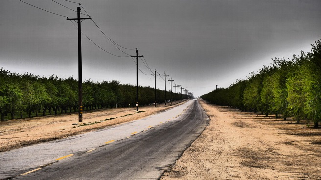 Whisler Road, McFarland, California