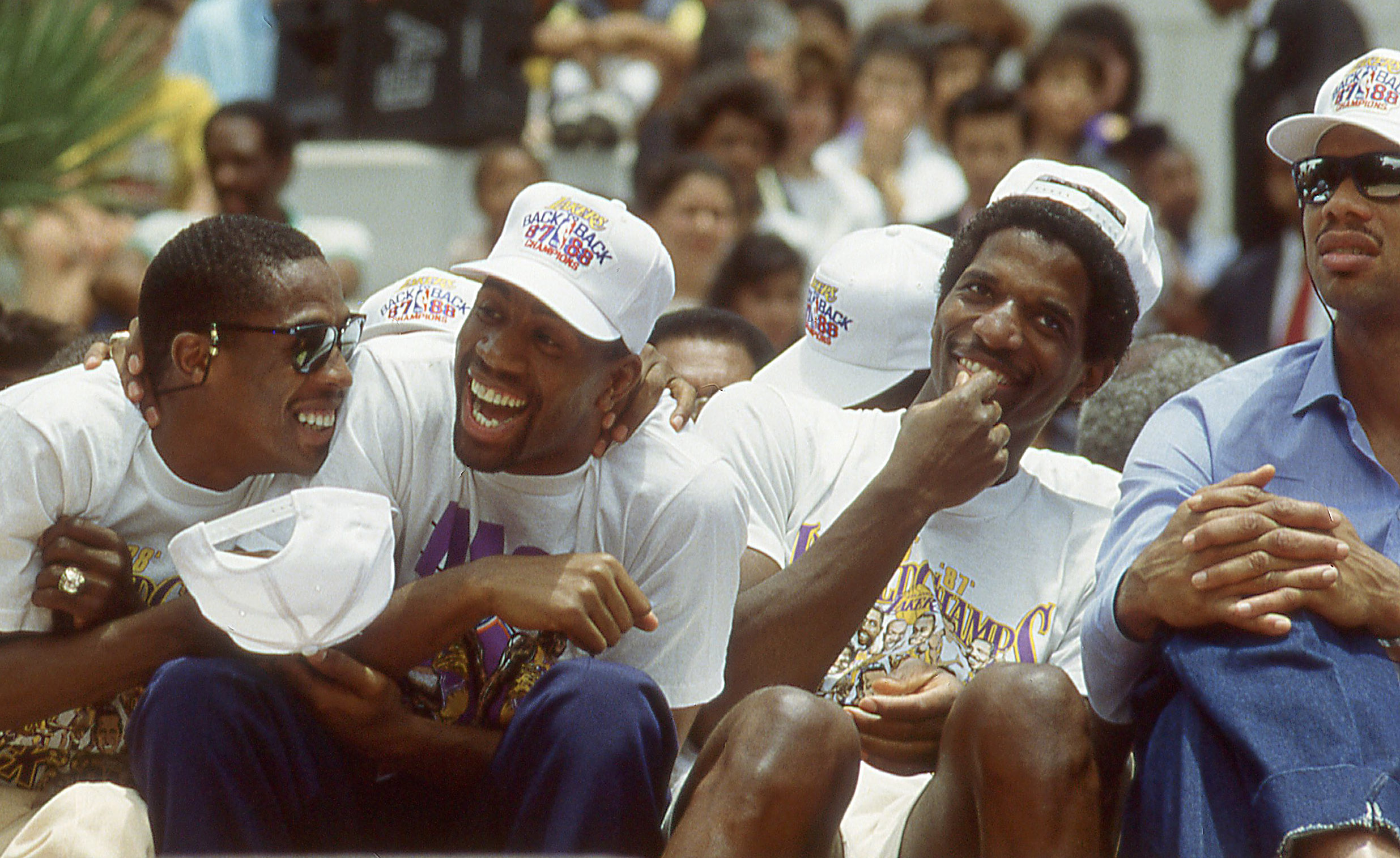 "November 7 1991 ""Magic Johnson might have AIDS"""